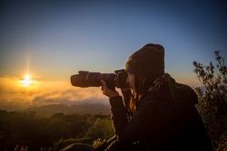 Photographers nature