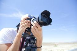 photographers taking photos