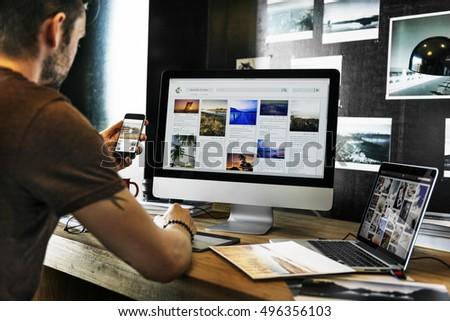 Photography Ideas Creative Occupation Design Studio Concept #496356103