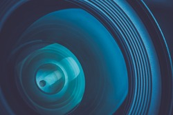 photography of a photographic lens