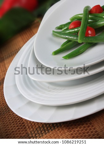 Photography of tableware and tableware products #1086219251