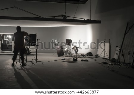 Photography studio #442665877