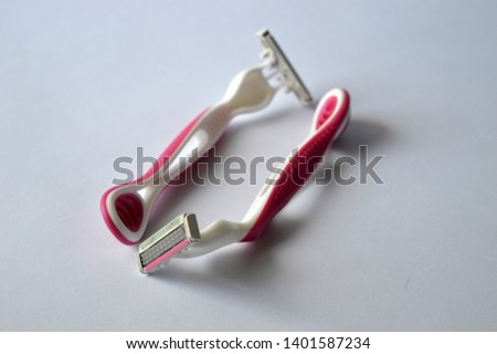 photos of beard shaver with isolated background, used for cleaning beards.