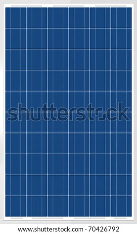 Photovoltaic texture. Solar panel.