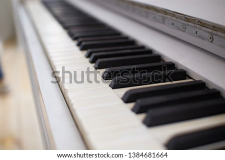 piano keyboard instrumental music background #1384681664