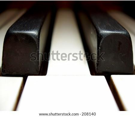 Piano keys 3