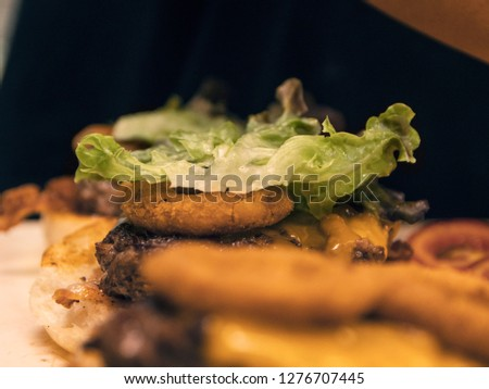 Pic Of Fast Food product