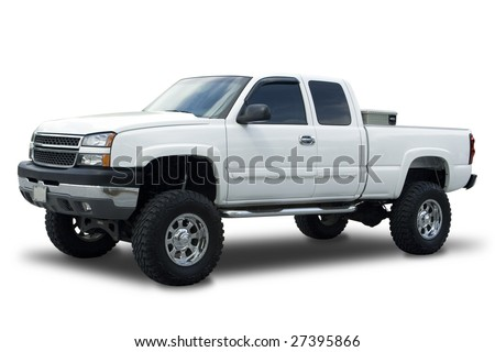 Pick Up Truck