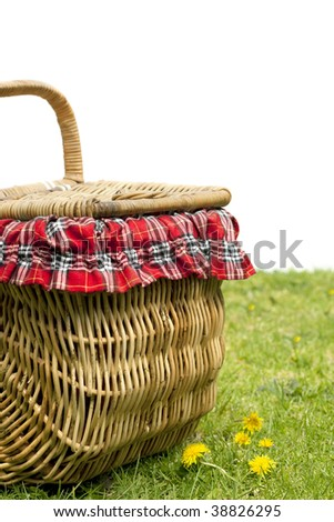 Picnic Basket Coloring Book Colouring Letters Colouringbookorg Picture