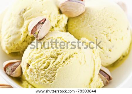 Pictachio Ice Cream