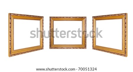 picture frames with white background