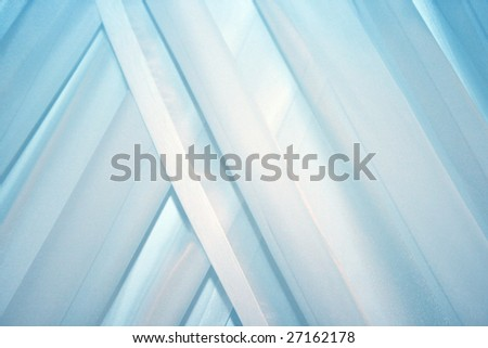 Picture of luxurious curtains.
