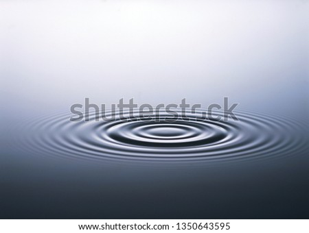 picture of natural water splash background