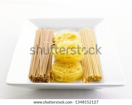 picture of spaghetti for cooking