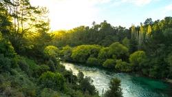 pictures taken around in New Zealand