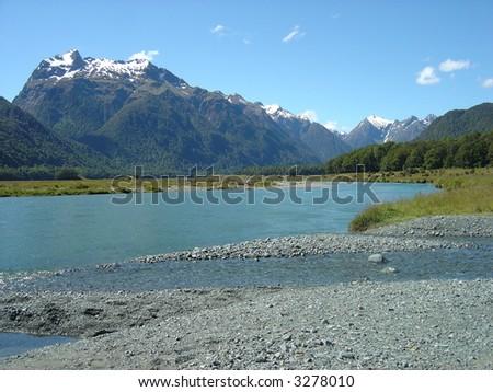 Picturesque Picnic Spot