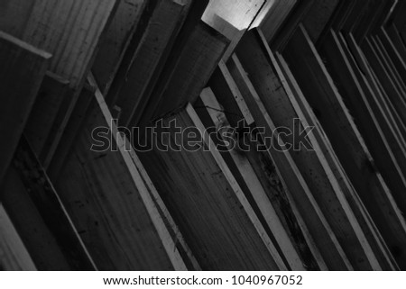 Pieces of wood background #1040967052