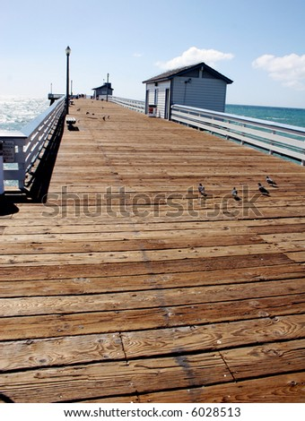 pier #1
