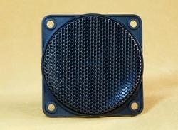piezoelectric tweeter, 4 ohms impedance