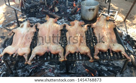 Pig to Paraguay and Bovine Ribaaa #1454768873