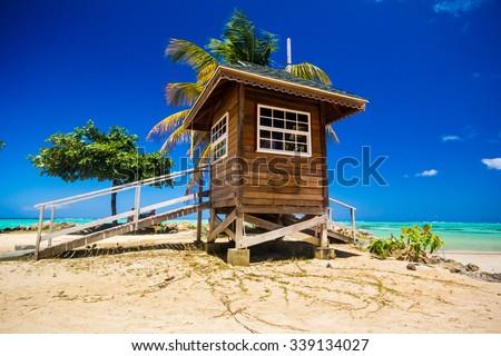 Pigeon Point, Trinidad & Tobago Stock photo ©