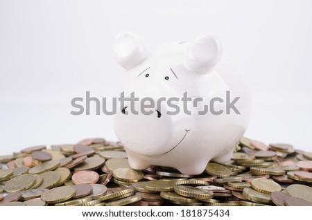Piggybank/Money #181875434