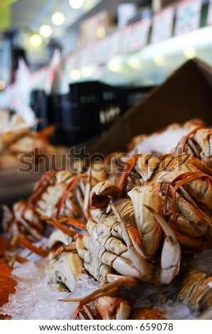 Pike Place Market Seafood, Seattle, Washington
