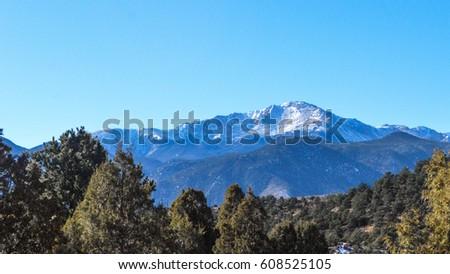 Pikes Peak #608525105
