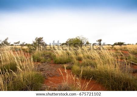 Pilbara region of outback Western Australia. #675721102
