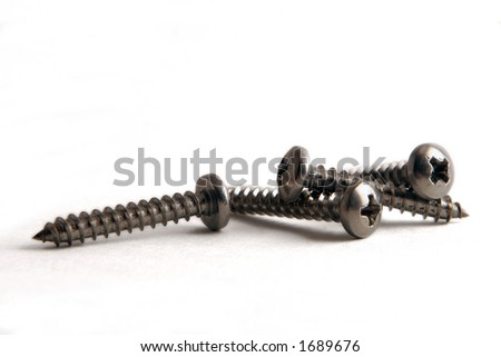 Pile of screws.