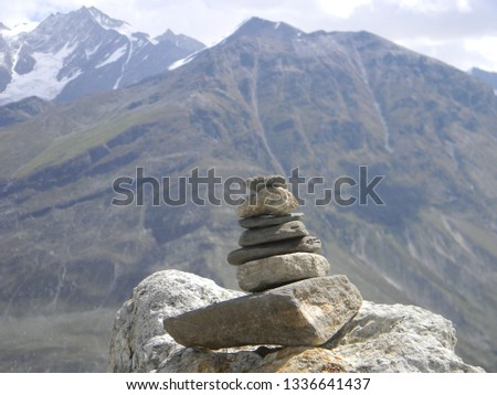 Pile Of Stones. Stones. Stones Pile. #1336641437