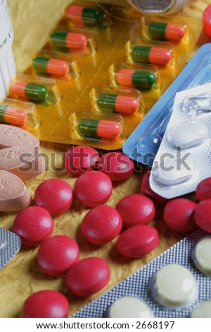 Pills and Tabs
