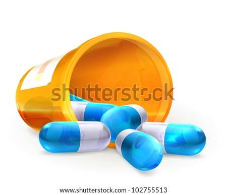 Pills, bitmap copy