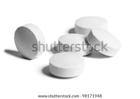 Pills, concept for Healthcare And Medicine