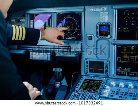 Pilot check navigation system #1017332491