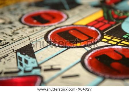 Pinball - stock photo