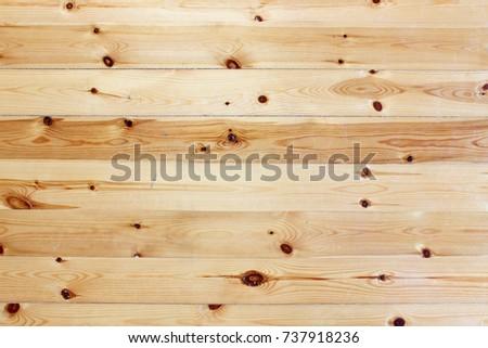 Pine plank hardwood flooring detail horizontal background