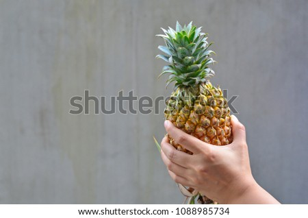 Pineapple is the best fruit for digestion