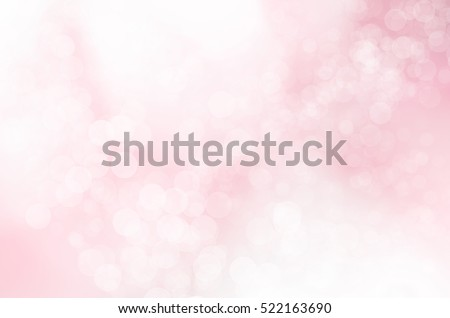 Pink abstract background, Pink bokeh background