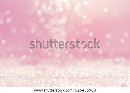 pink abstract bokeh background