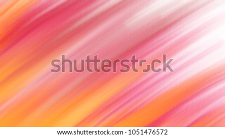 Pink Abstract oil painting on canvas background. wallpaper art design. Color texture for cover, book, fabric, fashion, decorate, printing media, card, banner, website.