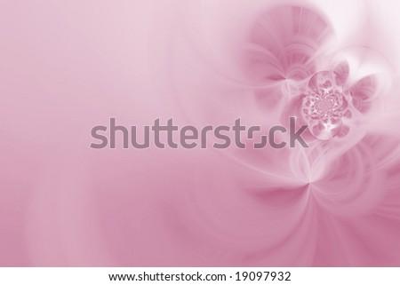 stock photo : Pink background for wedding album, invitation etc.