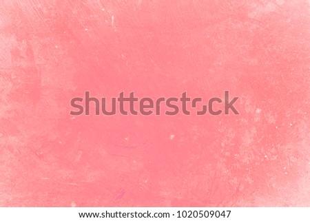 Pink background. Grunge texture