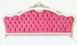 Pink beautiful bedhead