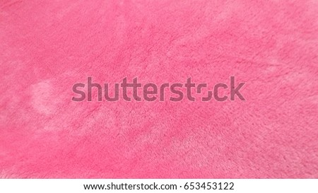 Pink Blanket Foto stock ©