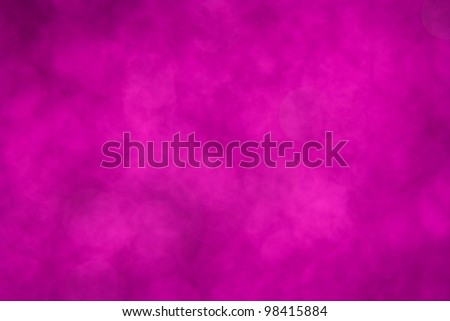 Pink Blur Pattern Background