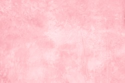 pink cement wall texture abstract background