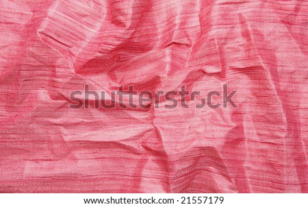 Pink color background cloth