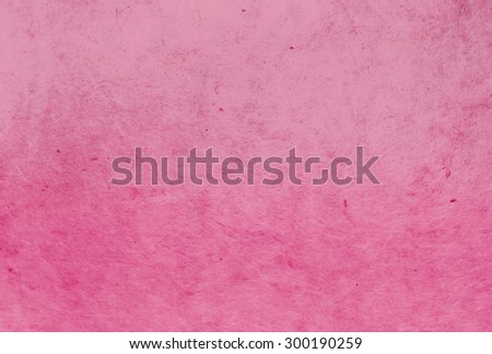pink color mulberry paper texture background.