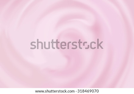 Pink Cosmetic cream with close up shot can use for background, illustration and other